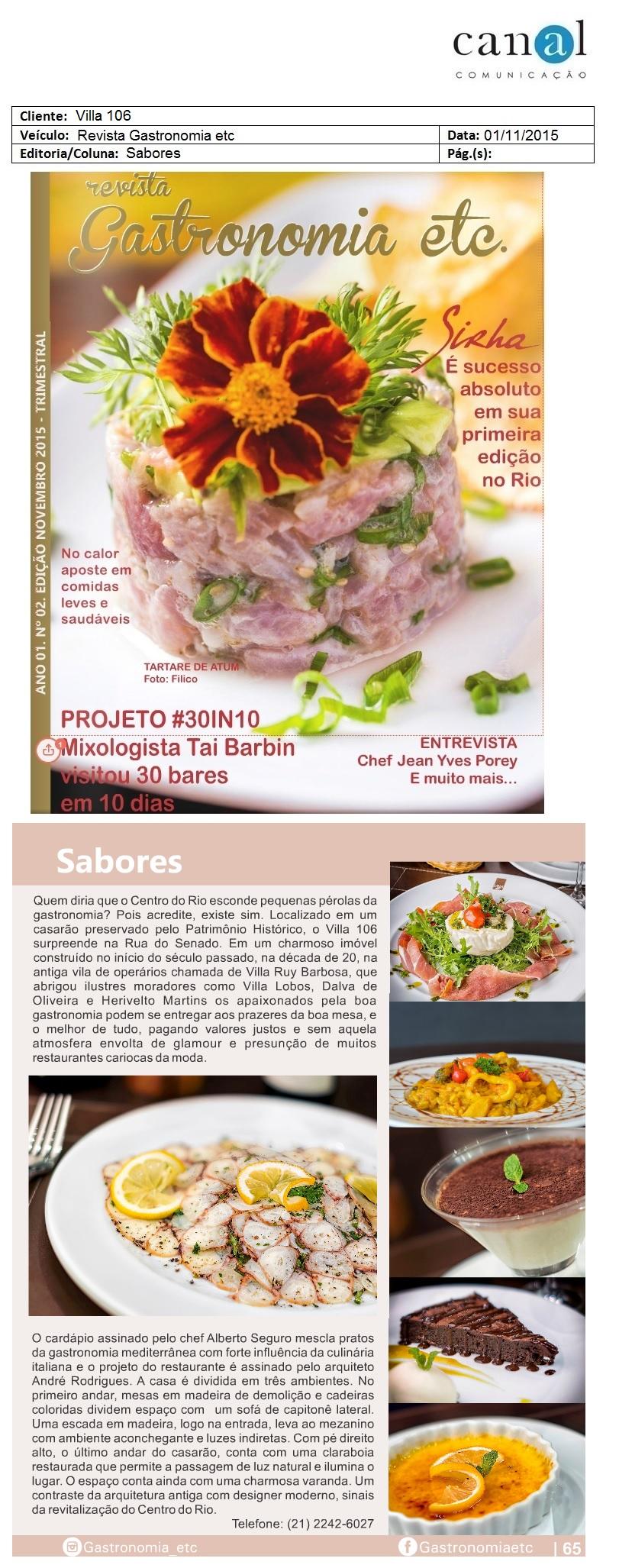 Villa-106_Revista-Gastronomia-Etc_Sabores_01-11-2015